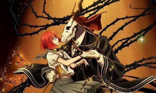 【つまらない】「魔法使いの嫁」をアニメを見始めたおっさんが見てみた!【感想・レビュー・評価★★☆☆☆】 #魔法使いの嫁 #まほよめ