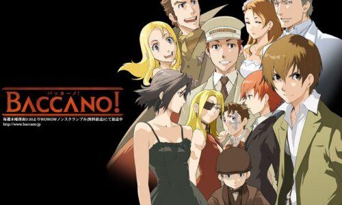 【面白い】「BACCANO!(バッカーノ)」をアニメを見始めたおっさんが見てみた!【評価・レビュー・感想★★★★☆】#baccano #バッカーノ